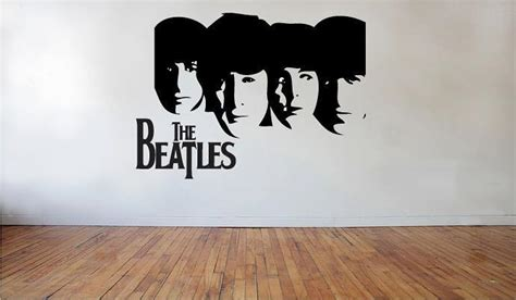 beatles wall stickers the beatles wall decal wall decal wall decal