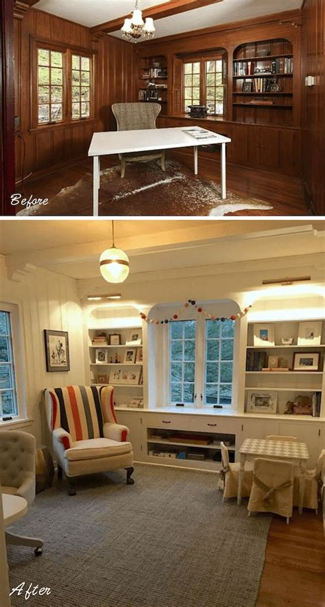 wood paneling makeover before and after best 25 wood paneling makeover ideas on pinterest