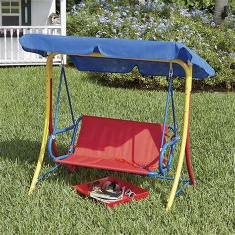 kids canopy swing kids canopy swing from seventh avenue da735032