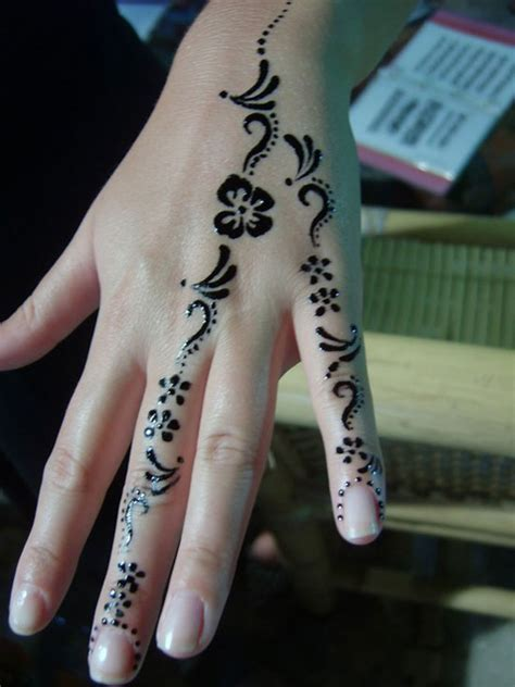 very simple henna tattoo top simple henna images for tattoos
