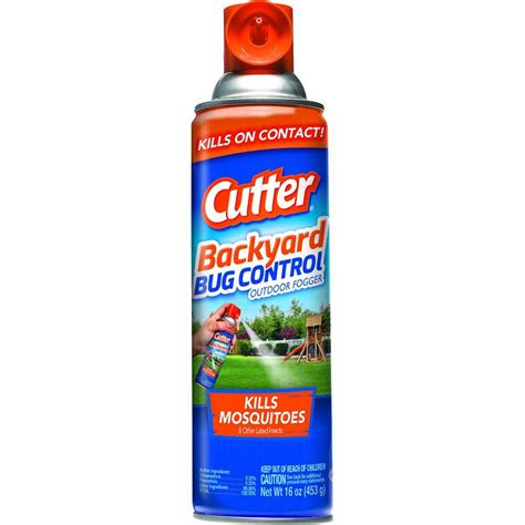 cutter 16 oz backyard bug outdoor fogger hg 95704