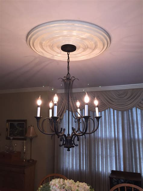 Ceiling Chandelier Medallion Architectural Depot Ideas Solutions And Discussion