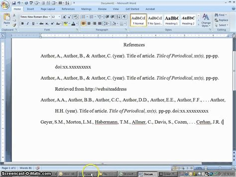apa format how to cite apa citations for pubmed articles youtube