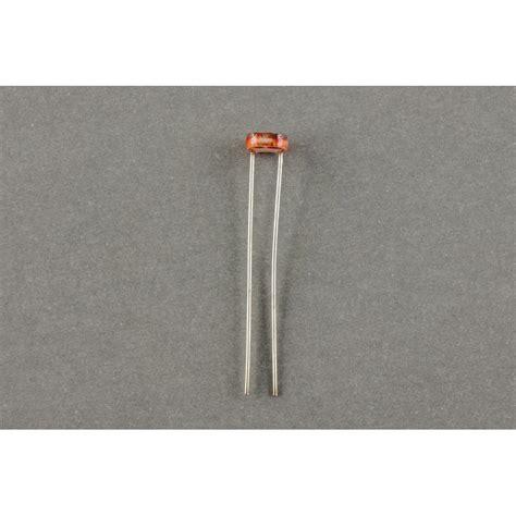 10 mega ohm resistor photoresistor photocell 10 kilo ohm to 1 mega ohm