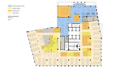 Google Office Layout Design | google floor plan on floor plan level 4 plan full jpg