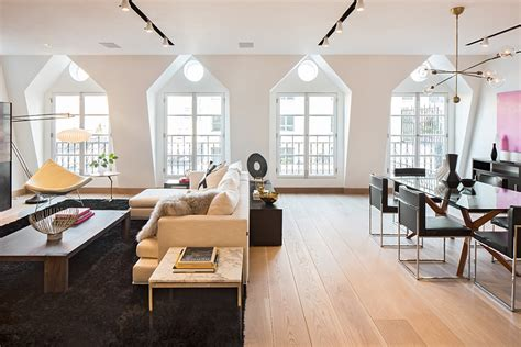 tribeca apartment exclusive new york city penthouse blends tribeca style