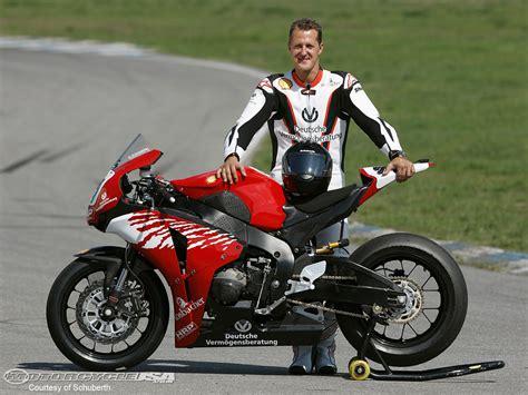 Michael Schumacher Motorrad by Michael Schumacher Schuberth Helmets Way2speed