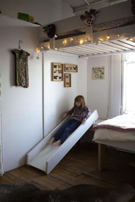sliding bed turn the house into a playground fun slides designed for