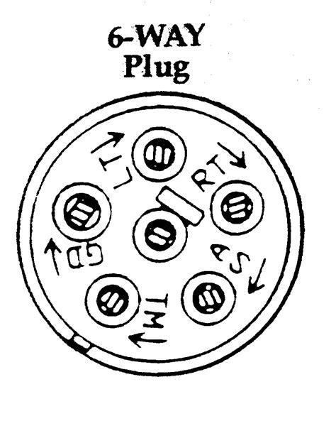 4 pin to 6 pin trailer wiring gallery diagram writing