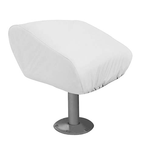 boat seat covers vinyl taylor made taylor made folding pedestal boat seat cover