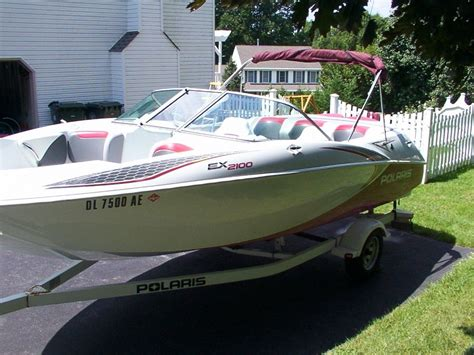 polaris boats polaris ex 2100 boat for sale from usa