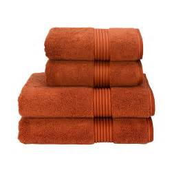 bath towel buy supreme hygro towel paprika amara