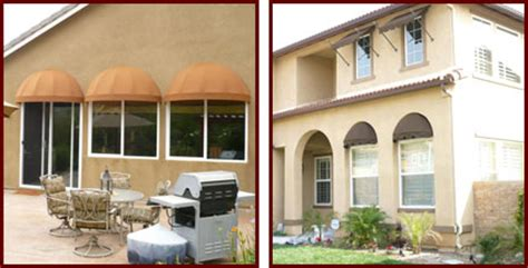 custom l shades orange county ca window awnings custom fixed and retractable riverside