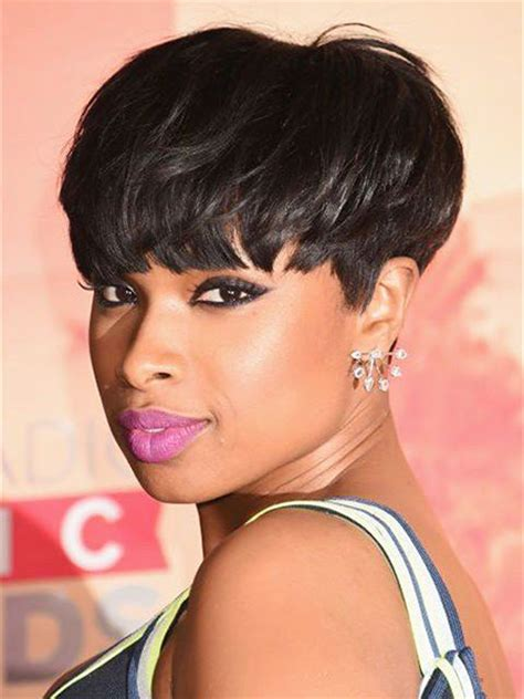 short haircuts for black women with a swoop in the front 40 good short hairstyles for black women short