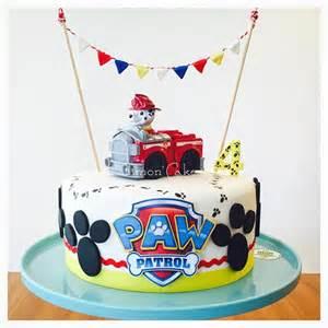 paw patrol cake cakestagram instagram