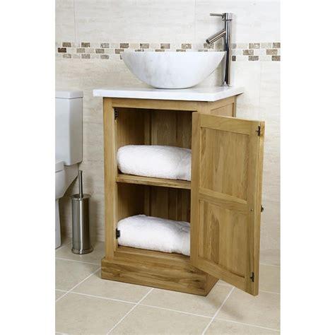 Mobel Oak And Marble Bathroom Vanity Unit Best Price Marble Vanity Units For Bathroom