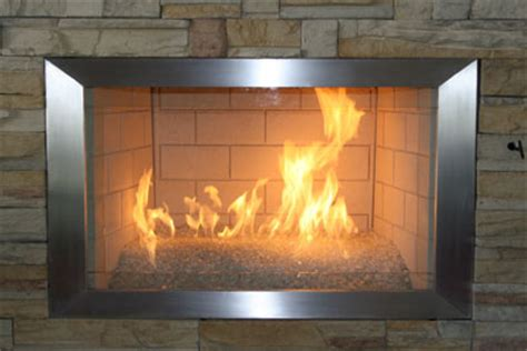 Fireplaces With Glass Rocks by Fireplace Glass Rocks Goenoeng