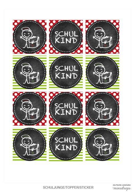 Sticker Drucken Kostenlos by Einschulung Printables