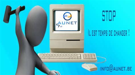 Il Est Temps De Changer by Il Est Temps De Changer Votre Ordinateur Aunet Sprl