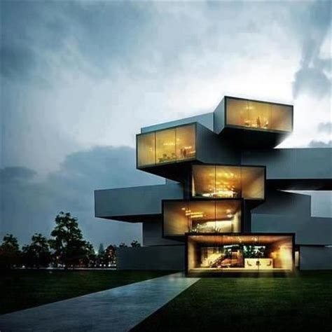 unique house 25 best ideas about modern architecture house on