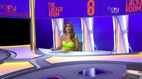the locker room bein sport cast hoy en the locker room