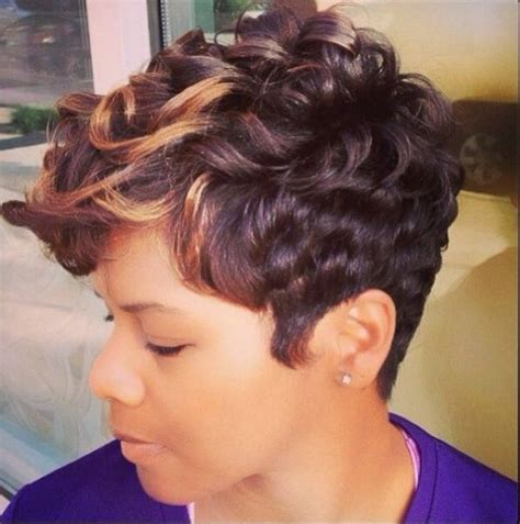 american hair salons on pinterest african american hair hair like the river salon curly pixie cut by najah aziz