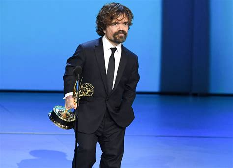 peter dinklage emmy 2018 emmys 2018 peter dinklage wins best supporting actor in a
