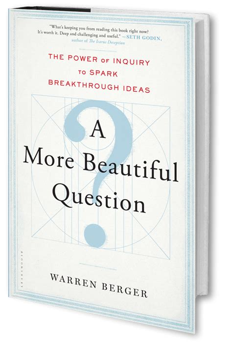 Or Question Book A More Beautiful Question All About The Book