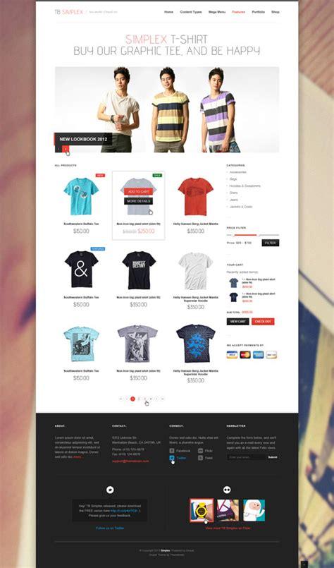 drupal themes online store drupal ecommerce themes free sandrafrota com br