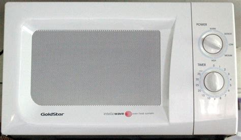 Microwave Goldstar critique goldstar microwave oven model ma65111w