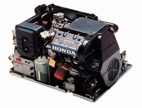 honda ev4010 ev6010 rv generator parts