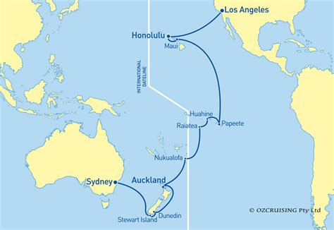 cruises in january 2019 pacific princess los angeles to sydney cruise in january