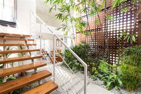 residential atrium design maison familiale 224 l agencement et architecture originale
