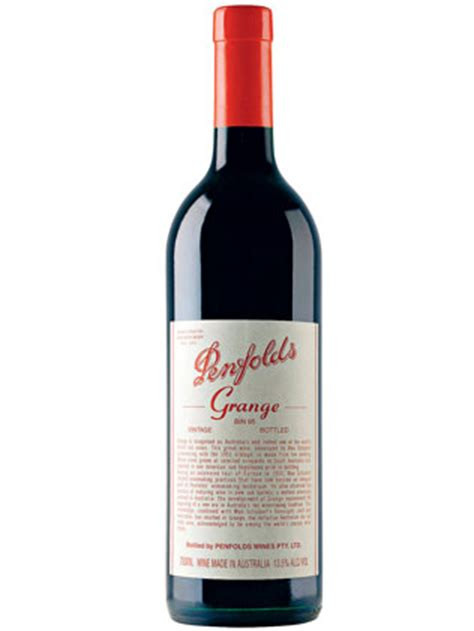 Andrew Halliday by Aussie Wine Icons Reviews For Penfolds Grange 2006