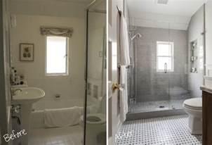 r 233 novation salle de bains id 233 es et photos avant et apr 232 s bathroom remodels before and after