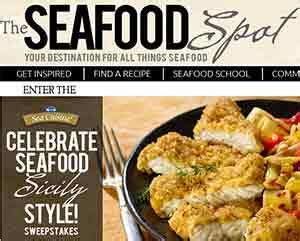 Pch Payment Com - seacuisine com sweepstakes celebrate seafood sicily style sweepstakes