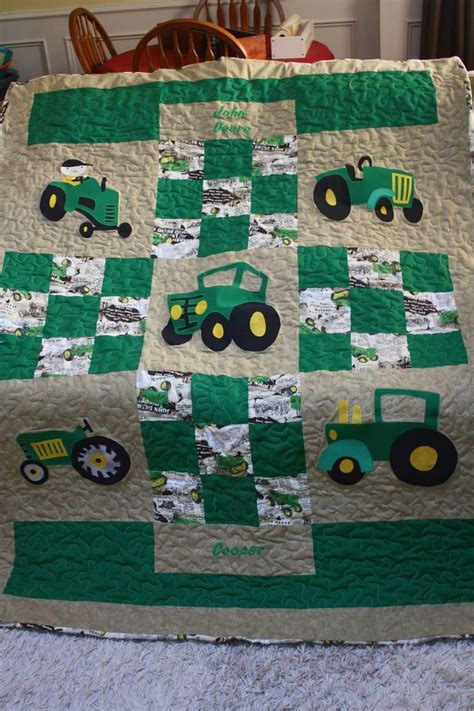Deere Quilt by 93 Best Deere Quilts Images On Baby