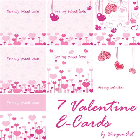123 greetings for valentines day valentine s day greeting cards 123freevectors
