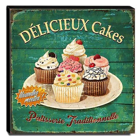 imagenes vintage de niños quadro cozinha vintage bolo canvas 30x30cm coz86 loja de