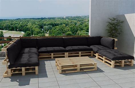sofas de jardin baratos muebles de jard 237 n baratos 20 ideas de muebles hechos con