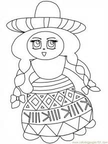 mexico coloring pages mexican coloring 01 coloring page free mexico coloring