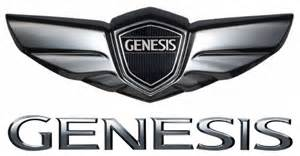 Does Bentley Make A Genesis Hyundai Unveils Genesis Emblem And Details On Engine Units
