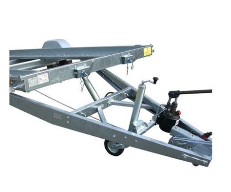 remorque porte voiture lider kit hydraulique de basculement pour porte voiture lider