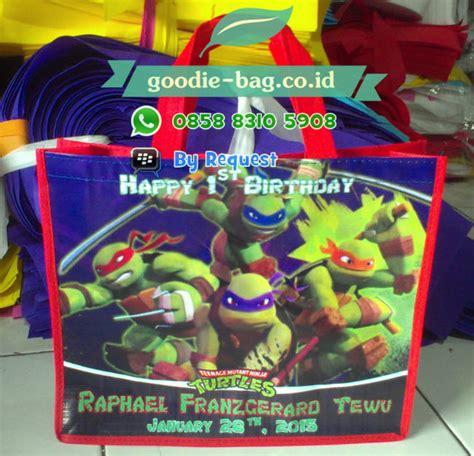 Topper Transformer Perlengkapan Ulang Tahun tas ulang tahun tmnt goodie bag murah