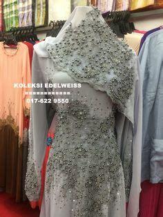 Jelita Dusty Ak Pakaian Dress Wanita Warna Dusty Pink 8ugb koleksi edelweiss koleksi baju pengantin tunang jubah muslimah eksklusif moden terkini gaun