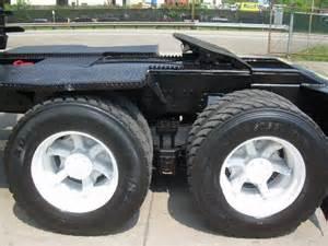 Truck Spoke Wheels 1984 Ford L9000 Winch Truck