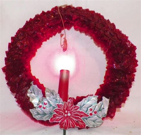 vintage electric christmas candles shop collectibles