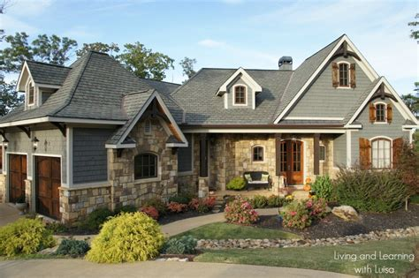 craftsman style home plans designs the craftsman style home exterior design in modern and classic style orchidlagoon