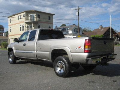 how does cars work 2003 gmc sierra 2500 instrument cluster sell used 2003 gmc sierra 2500 heavy duty extended cab 4x4 ready for work no reserve in