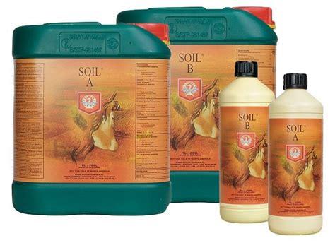 house garden soil nutrient